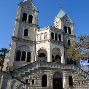いつか行きたい日本の名所 カトリック松が峰教会