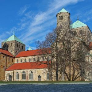 行った気になる世界遺産 ヒルデスハイムの聖マリア大聖堂と聖ミカエル聖堂 聖ミカエル聖堂