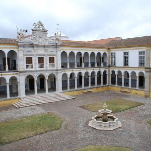 行った気になる世界遺産 エヴォラ歴史地区 エヴォラ大学