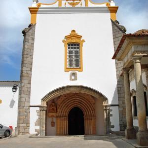 ロ行った気になる世界遺産 エヴォラ歴史地区 イオス教会