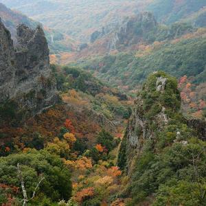 いつか行きたい日本の名所 寒霞渓