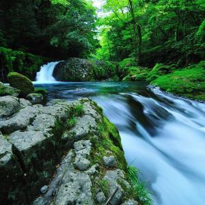 いつか行きたい日本の名所 菊池渓谷