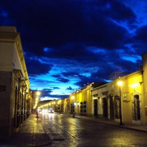 行った気になる世界遺産 オアハカ歴史地区とモンテ・アルバンの古代遺跡 オアハカ