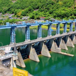 いつか行きたい日本の名所 池田ダム