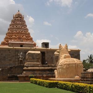 行った気になる世界遺産 大チョーラ朝寺院群 ガンガイコンダチョーラプラム寺院