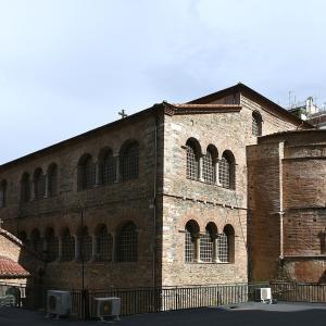 行った気になる世界遺産 テッサロニキの初期キリスト教とビザンティン様式の建造物群 アチェイロポエトス教会