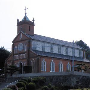 いつか行きたい日本の名所 黒島天主堂
