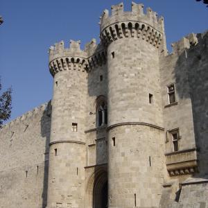 行った気になる世界遺産 ロドスの中世都市