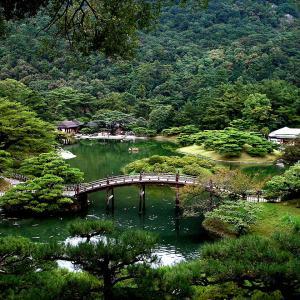 いつか行きたい日本の名所 栗林公園