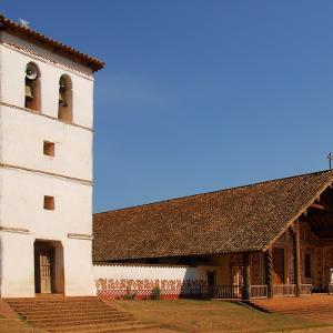 行った気になる世界遺産 チキトスのイエズス会伝道所群 サンミゲルデベラスコ伝道所