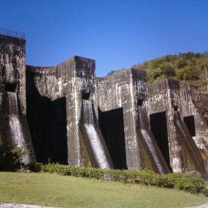 いつか行きたい日本の名所 豊稔池堰堤 豊稔池ダム