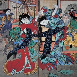 いつか行きたい日本の名所 絵金蔵