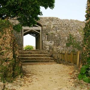 いつか行きたい日本の名所 中城城