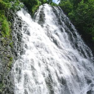 いつか行きたい日本の名所 オシンコシンの滝