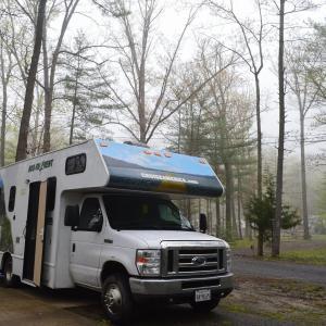 キャンピングカーで滞在するキャンプサイト!?RVパークについて