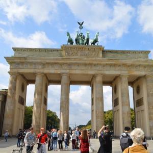 北欧周遊旅行2日目!ドイツのベルリン観光!