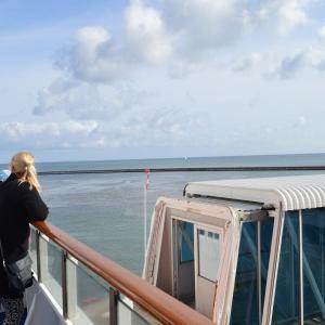北欧周遊旅行3日目(中編)!渡り鳥ルートでデンマークのコペンハーゲンへ!