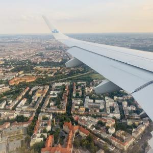 北欧周遊旅行1日目!まずはドイツのベルリンへ!消えた荷物!?