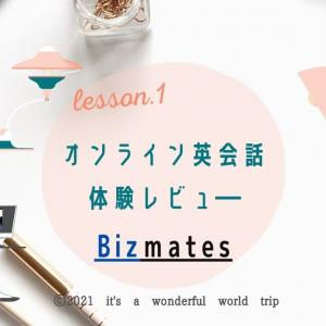 Bizmates(ビズメイツ)の無料体験レッスン受講レビュー