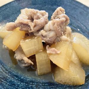 忙しい日にはこれ!「大根と豚バラのかんたん煮物」のレシピ