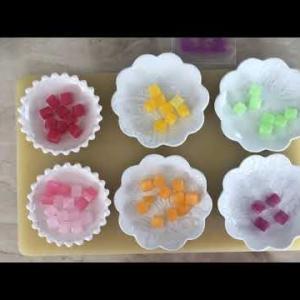 ステンドグラスクッキーの作り方*