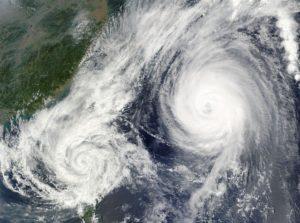 台風対策に必要なもの