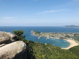 福岡県糸島市の絶景!立石山で癒されよう!