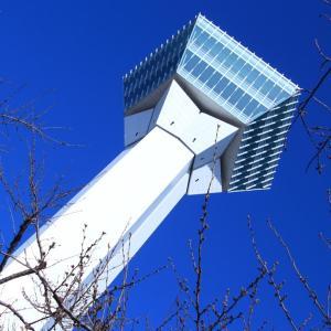 五稜郭タワーが2ヶ月半ぶりに営業再開