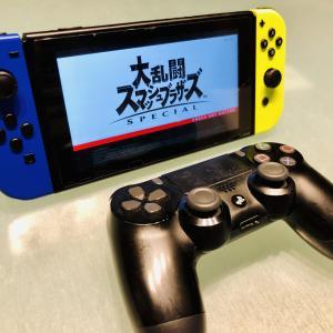 【ゲーム】ニンテンドースイッチをPS4コントローラーで操作したい! 〜8BitDo USB Wireless Adapterレビュー 〜