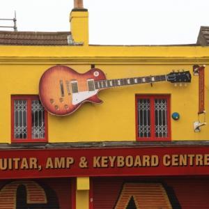 モチベーションが上がる!初めてのギターの選び方①入門編