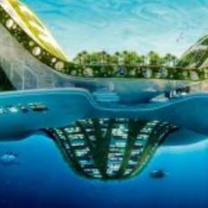 海に住む~未来都市 *住その1