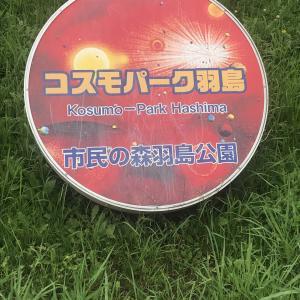 文化センター前の公園はコスモ(小宇宙)!?【市民の森羽島公園】