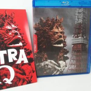 ウルトラQ北米版Blu-rayボックスの紹介