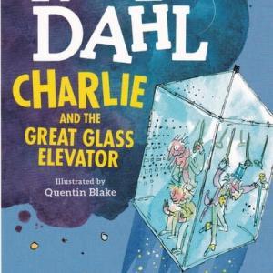 チャーリーと 家族が乗った エレベーター 地上戻らず 宇宙の旅へ  (コウイチ)