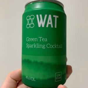 コンビニで台湾茶のお酒を発見