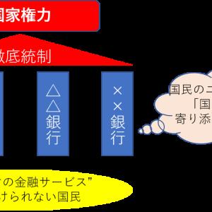 『地銀再編』は、イコール『統合』ではない(その1) ―「一県一行」なら、日本の金融は崩壊する―