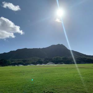ハワイに行き始めたのは。。。