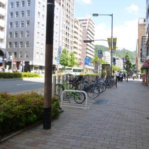 フラワ-ロ-ド(JR三ノ宮・北行き)