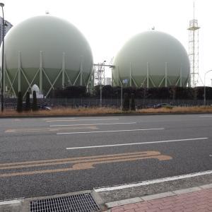脇浜ガスタンク
