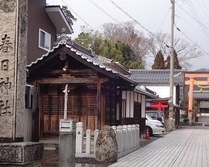 篠山・春日神社