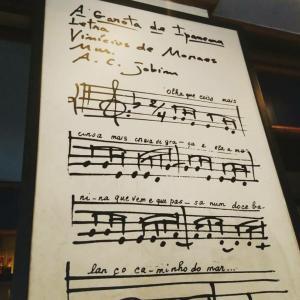 【音楽】おしゃれの代名詞ボサノヴァ!イパネマの娘の秘話を知っていますか?