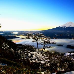 破風山から富士山02