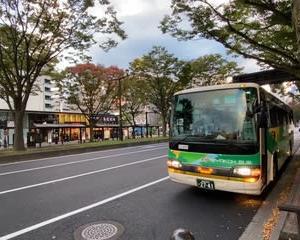 Sat '20/10/24 遠刈田ー仙台、初バス!