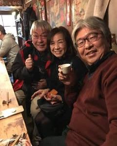 Thu '20/12/03  リタイア&移住おめでとう呑み会