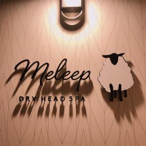 ドライヘッドスパ専門店【meleep】へ行ってきました.
