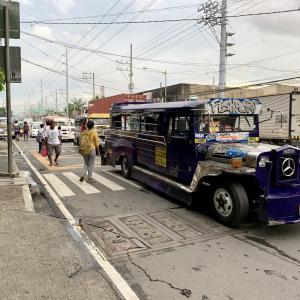 フィリピンの交通事情
