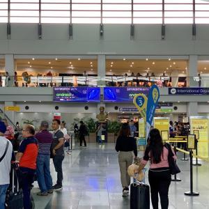 フィリピンでの出入国時の持ち込み禁止なものは?