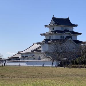 ⑥川間駅-関宿城(野田市)千葉県の最北端へ