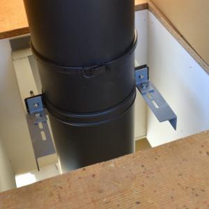 薪ストーブを設置した一階の暖気を二階に効果的に上げる方法