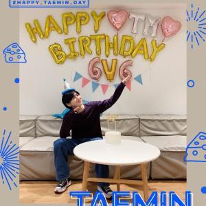 Happy Birthday☆テミン